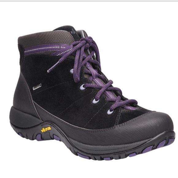 Dansko Shoes | Paulette Hiking Boots 8